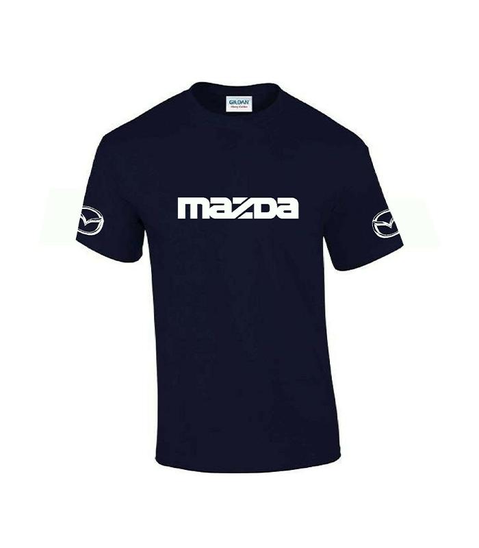 Áo Thun Mazda AT002