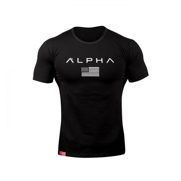 Áo Thun Cổ Tròn Alpha ATCT006